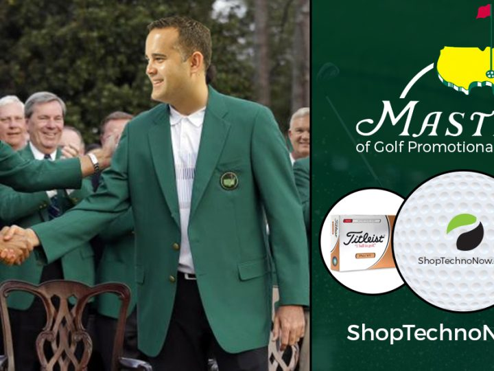 The Masters of Golf Promotional Products