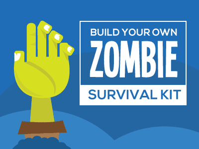 Zom-be Prepared: Your Emergency Kit for Survival Amongst the Undead